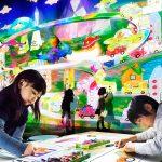 2017年!夏休みに子供と行こう!関東で日帰りできる未来の遊園地♪