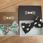 子供の入学式や記念日の洋服に+αを!「BOW」の蝶ネクタイ