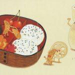 絵本「おべんとうばこのうた」は絵がキュート☆子供が好きな絵本